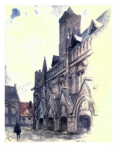 006-Ayuntamiento de Nieuport-Belgium 1908- Amédée Forestier