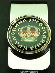 wom007 Yugoslavia coin money clip (wowcoin) Tags: money coin clip holder moneyclip wowcoin