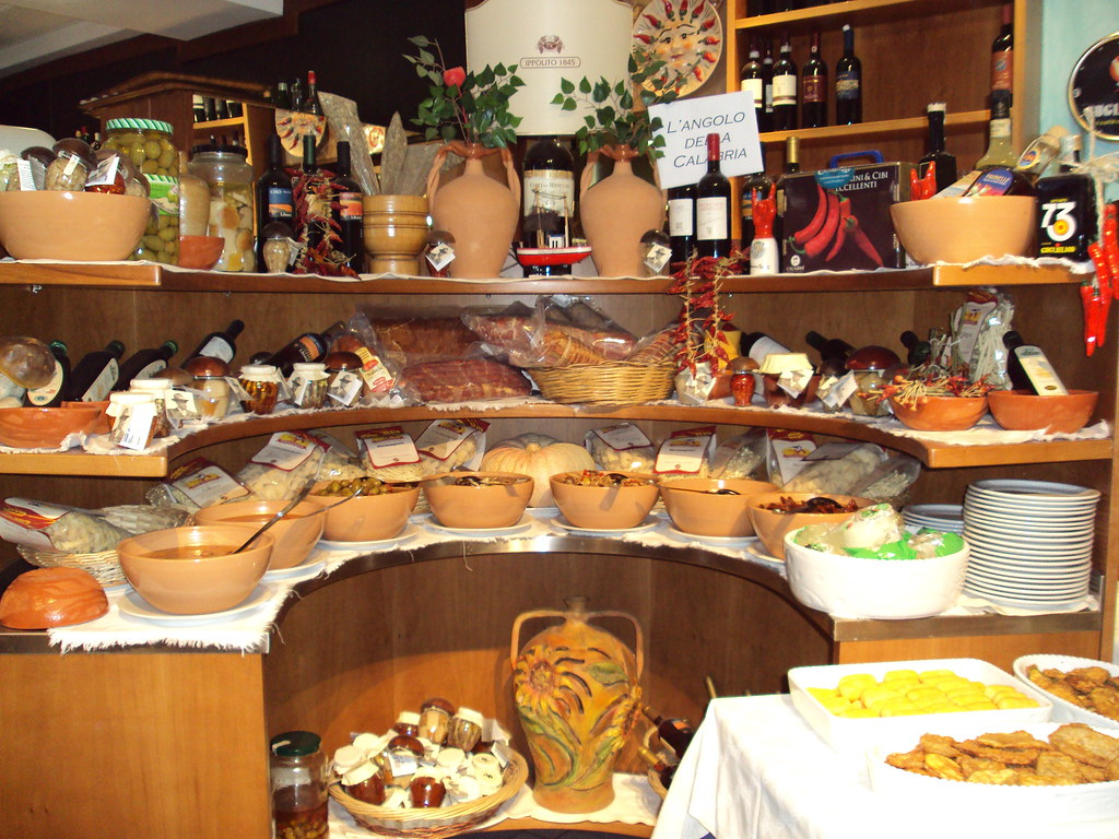 The world 39 s best photos of calabrese and ristorante - Gemelli diversi pizzeria milano ...