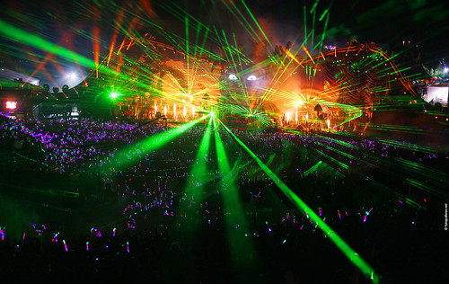 Tomorrowland 2011 Wallpaper (16:10 ratio)