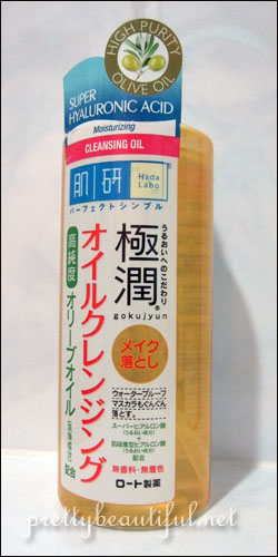 Hada Labo Super Hyaluronic Acid Cleansing Oil