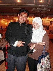 ust. Samsoe and Me ^_^ (anoey_here) Tags: journey baitullah