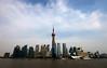 On the bend (Aaron Webb) Tags: china skyline shanghai 中国 上海 pearltower orientalpearltower 东方明珠塔 huangpuriver china4 huangpujiang 黄浦江 shanghaiskyline