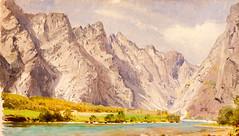I Was Younger Then (Thomas Hawk) Tags: california usa painting unitedstates unitedstatesofamerica stanford paloalto southbay richards stanforduniversity cantorartscenter williamtrostrichards