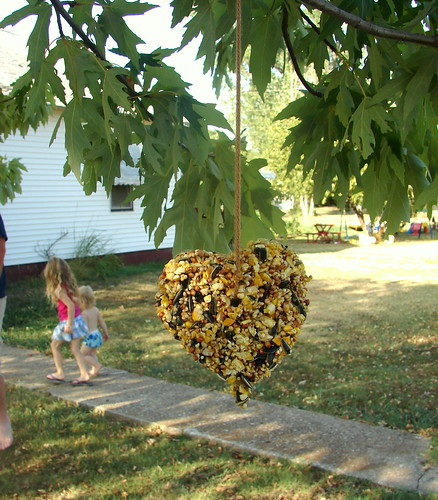 Birdseed Hangers Pic 1