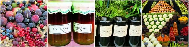 Fruit Jam Champagne Veg