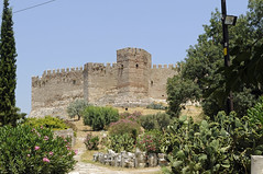 The Ayasuluk Fortress (Son of Groucho) Tags: turkey selcuk kusadasi 2011 basilicaofstjohn kusadasi2011