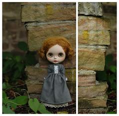 Antique Girl - 206/365 ADAD 2011
