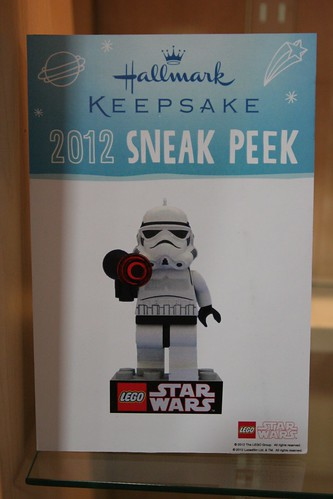 Hallmark LEGO Stormtrooper Ornament For 2012