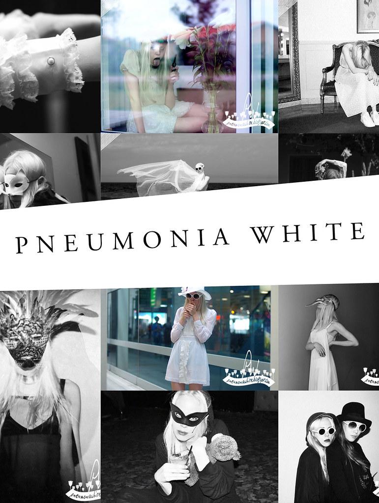 Pneumonia White