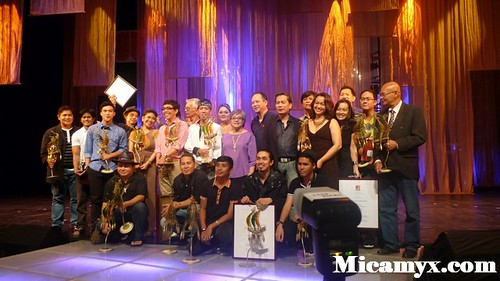 Cinemalaya 2011 Winners