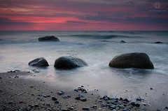 Like Another Planet (Dietrich Bojko Photographie) Tags: morning sea seascape nature germany landscape deutschland see meer mood stones balticsea baltic filter lee filters rgen ostsee ruegen hitech vitt mecklenburgvorpommern dietrichbojko d7000 mygearandme hitechreverse dietrichbojkophotographie