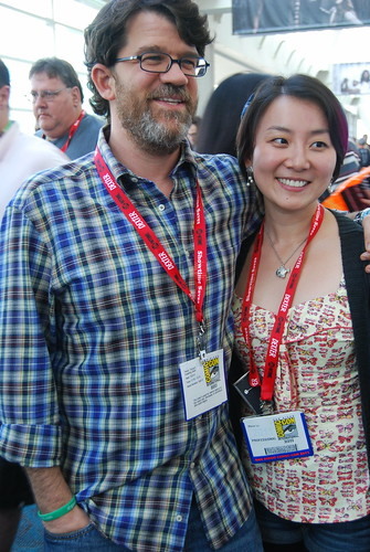 SDCC 2011, Marie Lu