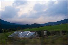 Landscape along State Highway 12