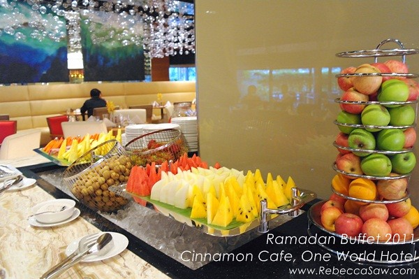 Ramadan buffet - one world hotel-0