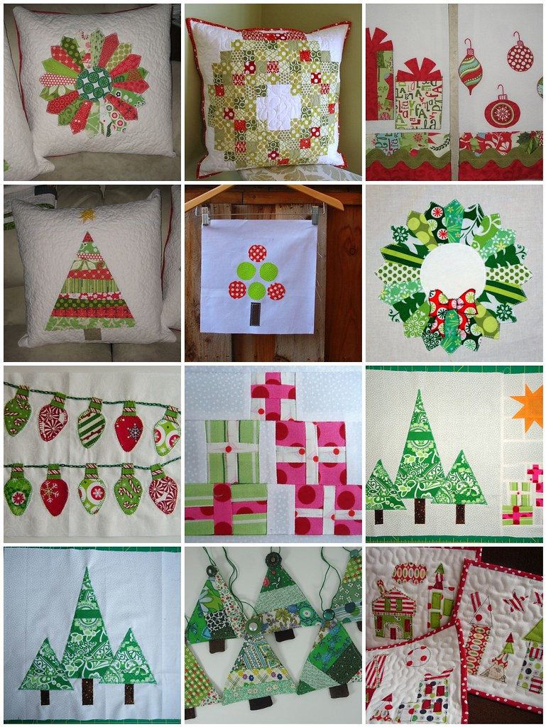 Christmas quilt inspiration