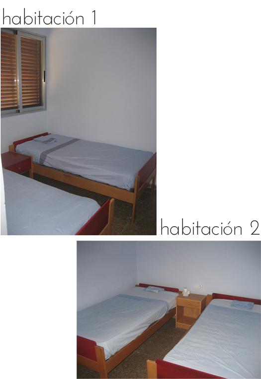 habitaciones antes