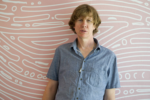 Thurston Moore at KCRW Studios
