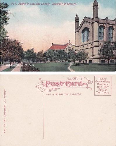 UC - Divinity School
