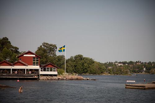 Fjäderholmarna, Stockholm Archipeligo