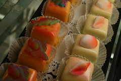 Under the Sea Petit Fours