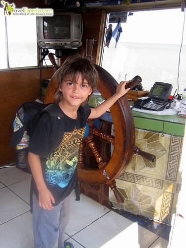 Ometepe Ferry Nicaragua Our Capitan