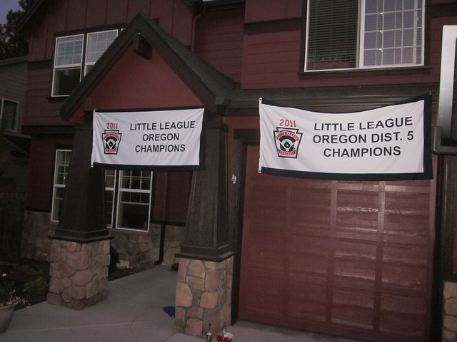 Bend South Wins State Little League Title Team Wins Regionals Berth at Bend's First Tournament