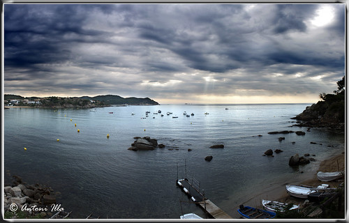 la fosca palamos.jpg panoramica by Antoni illa