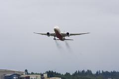 Brake Dust (Pilot's Eye Photography) Tags: boeing airindia 787 pae kpae 788 dreamliner 7878