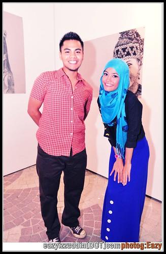 Aziz Hazmi & Nisa Kay by Eazy Izzuddin