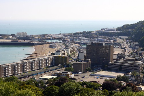 Dover Harbour and the Western Docks