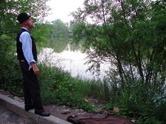 Jonny Ossman At The Zoo (Tom Dube) Tags: jon ossman