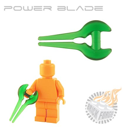 Power Blade - Trans Green