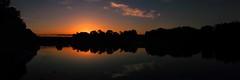 02/08/2011 Pleasure Point Sunset (Beetwo77) Tags: sunset panorama canon stitch pano panoramic 7d stitching stitched 1755 giga autopano georgesriver autopanogiga
