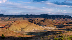 Painted Hills (Lone Rock) Tags: oregon paintedhills nationalmonument johndayfossilbeds earlymorninglight gordoncottrell