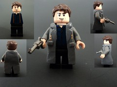 Captain Jack Harkness (billbobful) Tags: face jack lego who dr cap doctor captain cpt harkness boe