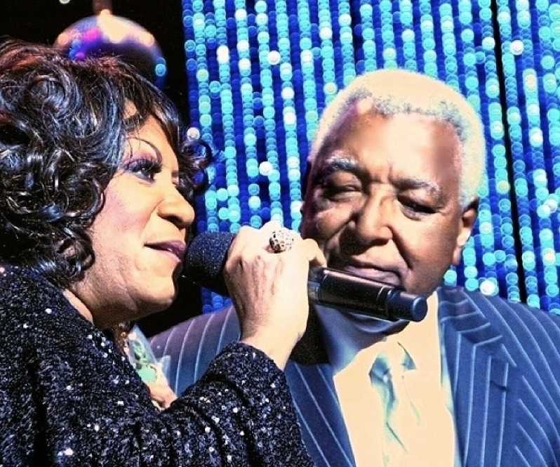 Patti LaBelle and Bobby Martin at (The 2011 BET Awards)