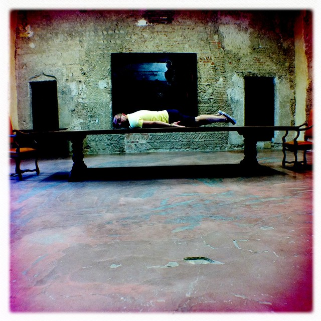 Iola planking 3