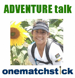 Adventure Talk by Lisa de Speville