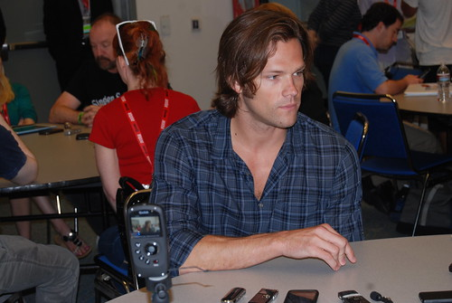 SDCC 2011, Supernatural Press Room
