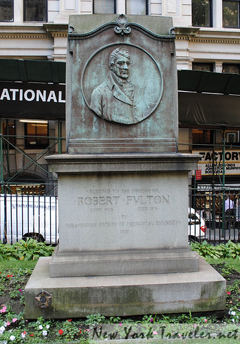 Trinity12 Fulton Grave
