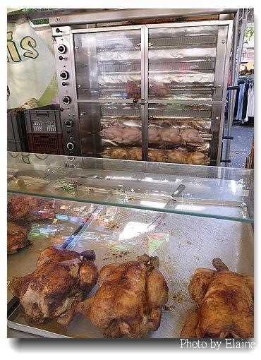 巴士底烤雞2