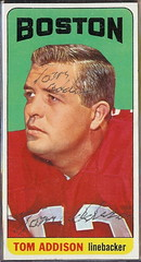1965 Topps - 001 - Tom Addison