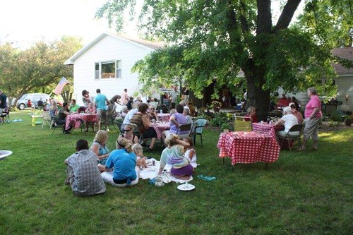 July party 020