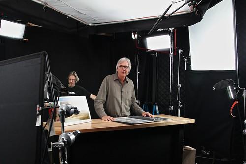 Derrick Story Recording at lynda.com