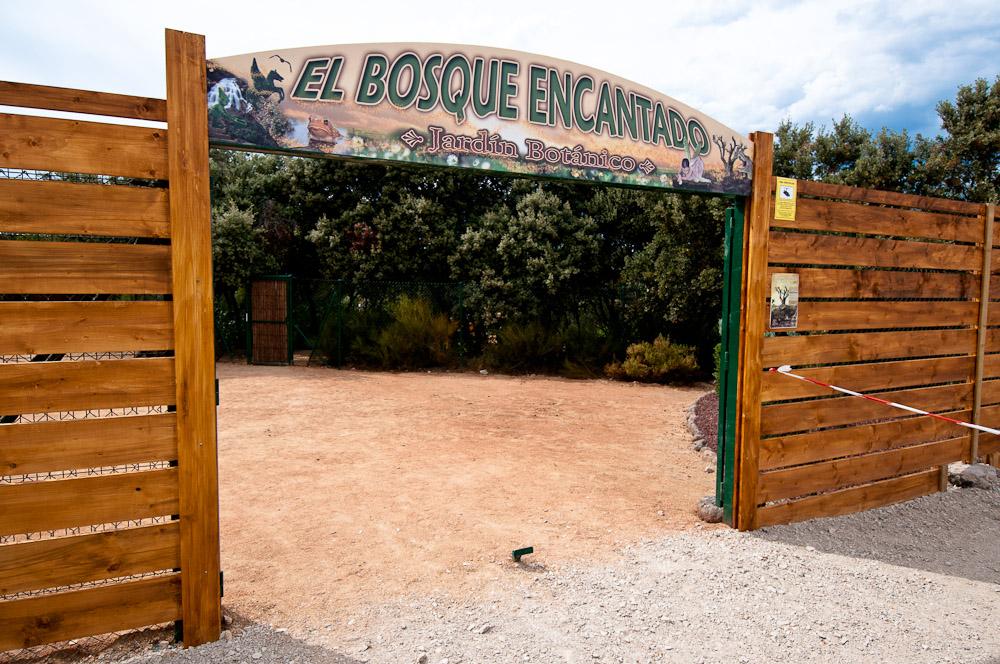 El Bosque encantado, parque temático en San Martín de Valdeiglesias