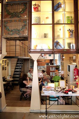 Interior, Pasteleria Escribà