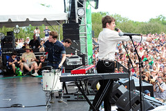 Foster The People by Ashley Garmon (LollapaloozaFest) Tags: lollapalooza lolla 2011 fosterthepeople lollapalooza2011