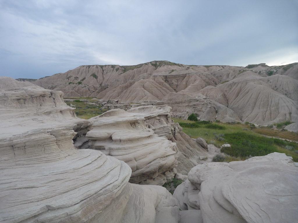 Toadstool Geologic Park, Nebraska