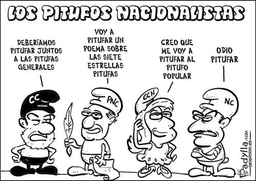 Padylla_2011_08_05_Los pitufos nacionalistas